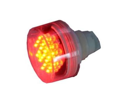 HT30L6  Lamp voor clinometer in de Pet, rood HT30L6